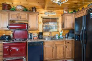 Magic Mountain Retreat, Holiday homes  Gatlinburg - big - 15