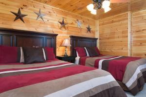 Magic Mountain Retreat, Holiday homes  Gatlinburg - big - 14