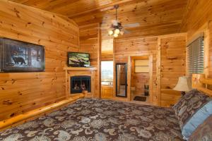 Magic Mountain Retreat, Holiday homes  Gatlinburg - big - 3
