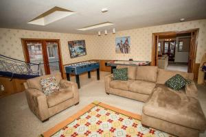 1621- Juniper Retreat, Ferienhäuser  Big Bear Lake - big - 22