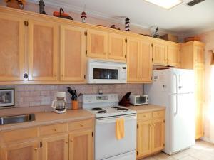 019 Sandcastle, Apartmanok  Dauphin Island - big - 10