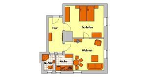 Haus Hubertus, Ferienwohnungen  Ostseebad Boltenhagen - big - 33