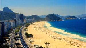 Apartamento Ocean Drive Praia Barra, Apartmanok  Rio de Janeiro - big - 6