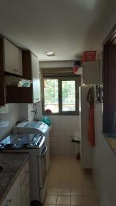 Apartamento Ocean Drive Praia Barra, Apartmanok  Rio de Janeiro - big - 8
