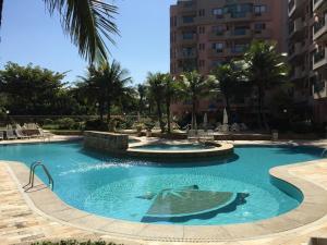 Apartamento Ocean Drive Praia Barra, Apartmanok  Rio de Janeiro - big - 11