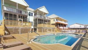 Beachside West Townhouse, Дома для отпуска  Fort Morgan - big - 21