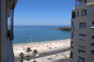 Apartamento Souza Lima Vista Mar, Апартаменты  Рио-де-Жанейро - big - 6