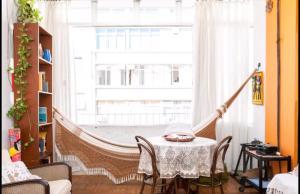 Apartamento Souza Lima Vista Mar, Апартаменты  Рио-де-Жанейро - big - 7