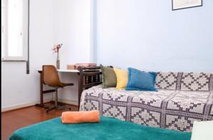 Apartamento Souza Lima Vista Mar, Апартаменты  Рио-де-Жанейро - big - 9
