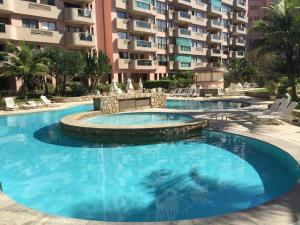 Apartamento Ocean Drive Praia Barra, Apartmanok  Rio de Janeiro - big - 1