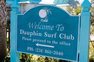 Surf Club A-15 Condo, Ferienwohnungen  Dauphin Island - big - 21