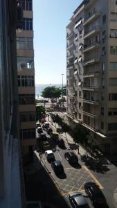 Saldanha e Miguel Lemos Vista Mar, Апартаменты  Рио-де-Жанейро - big - 4