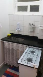 Saldanha e Miguel Lemos Vista Mar, Апартаменты  Рио-де-Жанейро - big - 5