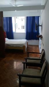 Saldanha e Miguel Lemos Vista Mar, Апартаменты  Рио-де-Жанейро - big - 8