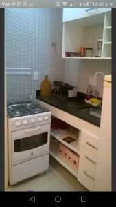 Apto Nossa Sra. de Copacabana 1150, Apartmány  Rio de Janeiro - big - 4