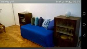 Apto Nossa Sra. de Copacabana 1150, Apartmány  Rio de Janeiro - big - 6