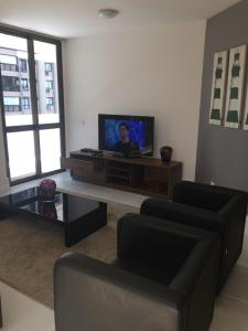 Barra da Tijuca RJ - Unique Flats, Apartmánové hotely  Rio de Janeiro - big - 4