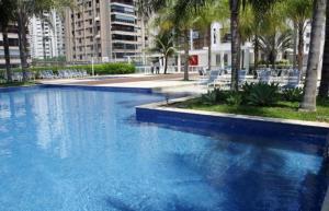 Barra da Tijuca RJ - Unique Flats, Apartmánové hotely  Rio de Janeiro - big - 1