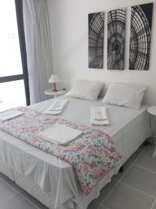 Barra da Tijuca RJ - Unique Flats, Apartmánové hotely  Rio de Janeiro - big - 5