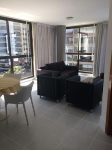 Barra da Tijuca RJ - Unique Flats, Apartmánové hotely  Rio de Janeiro - big - 8