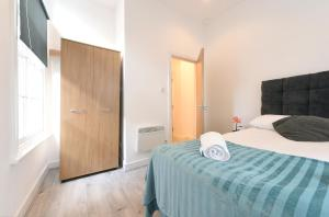 The Place Apartments, Apartmány  Liverpool - big - 10