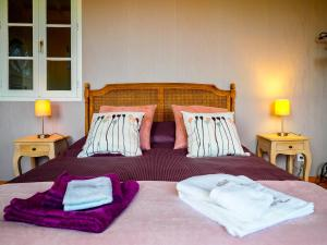 LE CORMIER DE L'ESTUAIRE, Bed and breakfasts  Saint-Aubin-de-Blaye - big - 8