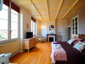 LE CORMIER DE L'ESTUAIRE, Bed and breakfasts  Saint-Aubin-de-Blaye - big - 9