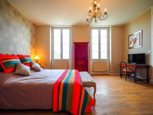 LE CORMIER DE L'ESTUAIRE, Bed and breakfasts  Saint-Aubin-de-Blaye - big - 11