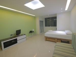 Copacabana Studio NSC 75, Апартаменты  Рио-де-Жанейро - big - 12