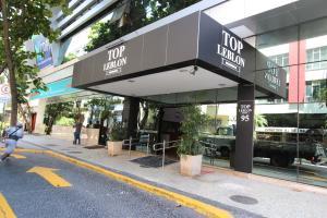 Rio Top Leblon Residence 1002, Apartmány  Rio de Janeiro - big - 12