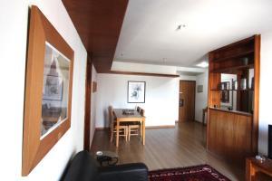 Rio Top Leblon Residence 1002, Apartmány  Rio de Janeiro - big - 8