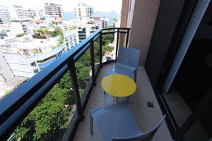 Rio Top Leblon Residence 1002, Apartmány  Rio de Janeiro - big - 7