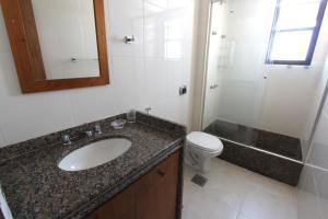 Rio Top Leblon Residence 1002, Apartmány  Rio de Janeiro - big - 6