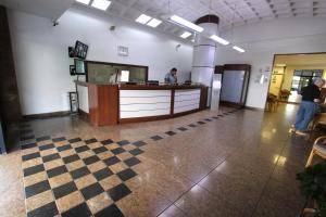 Rio Top Leblon Residence 1002, Apartmány  Rio de Janeiro - big - 17