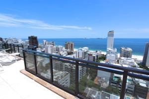 Rio Top Leblon Residence 1002, Apartmány  Rio de Janeiro - big - 16