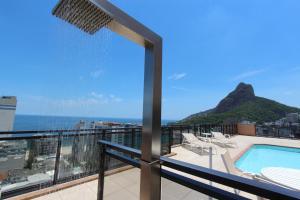 Rio Top Leblon Residence 1002, Apartmány  Rio de Janeiro - big - 22