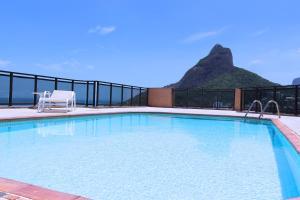 Rio Top Leblon Residence 1002, Apartmány  Rio de Janeiro - big - 25