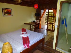 Ratanakiri Paradise Hotel & SPA, Hotels  Banlung - big - 31