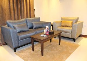 Drr Ramh Hotel Apartments 7, Aparthotels  Riad - big - 14
