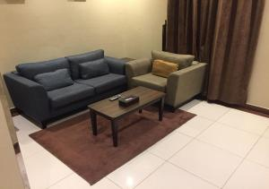 Drr Ramh Hotel Apartments 7, Aparthotels  Riyadh - big - 9