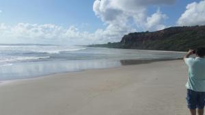 A 2 passos do paraíso, Ferienhäuser  Rio Tinto - big - 4