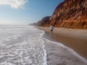 A 2 passos do paraíso, Ferienhäuser  Rio Tinto - big - 7