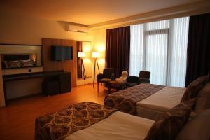 Metrocity Batumi Apartments & Residence, Apartments  Batumi - big - 65