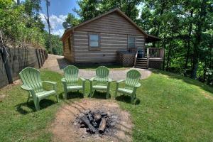 Krest-View Kabin Home, Case vacanze  Bryson City - big - 9