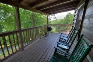 Krest-View Kabin Home, Case vacanze  Bryson City - big - 5