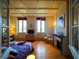 LE CORMIER DE L'ESTUAIRE, Bed and breakfasts  Saint-Aubin-de-Blaye - big - 13