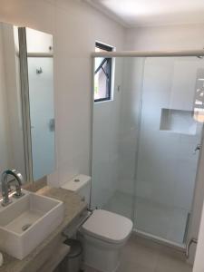 Apartamento Beira Mar Novo Campeche, Appartamenti  Florianópolis - big - 2