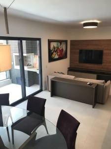 Apartamento Beira Mar Novo Campeche, Appartamenti  Florianópolis - big - 10