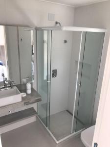 Apartamento Beira Mar Novo Campeche, Appartamenti  Florianópolis - big - 16