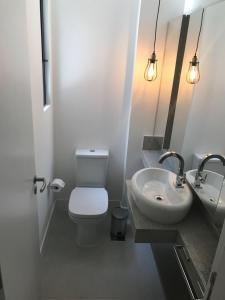 Apartamento Beira Mar Novo Campeche, Appartamenti  Florianópolis - big - 17